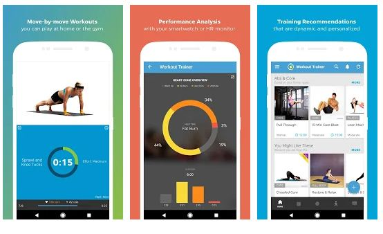 best workout app without equipment