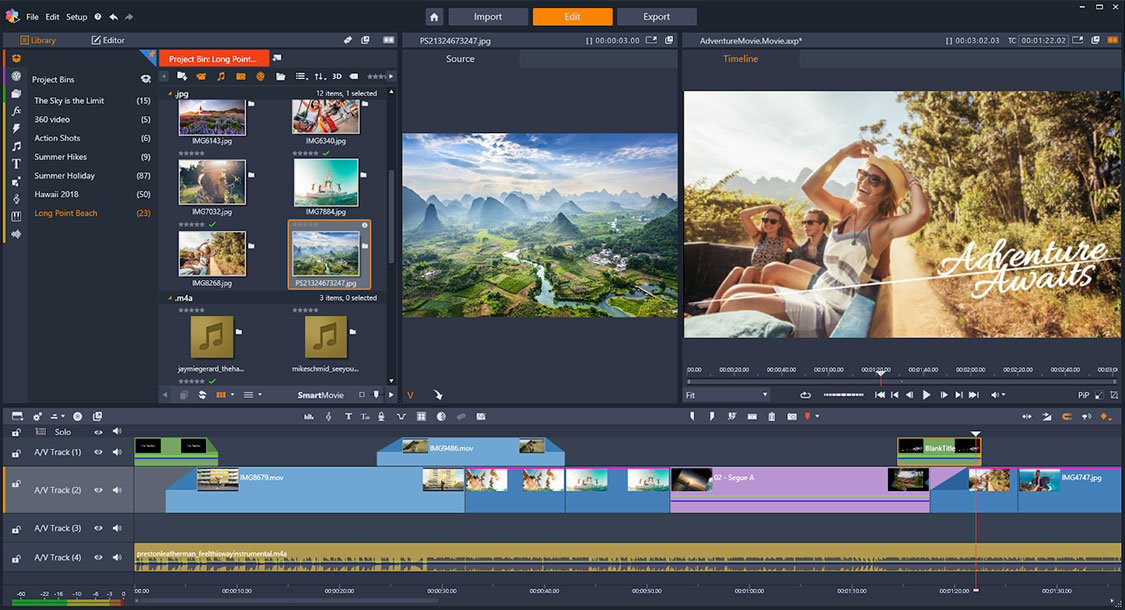 best paid video editing software