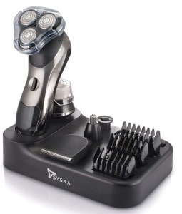 Syska Sh966k Electric Razor For Men