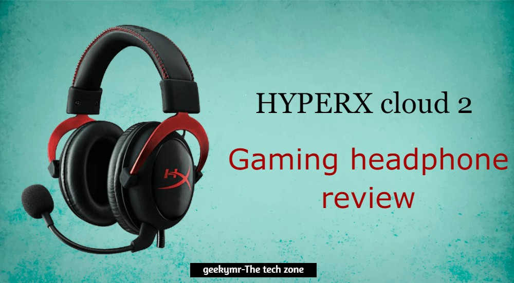 hyperx cloud 2 pubg gaming headphone