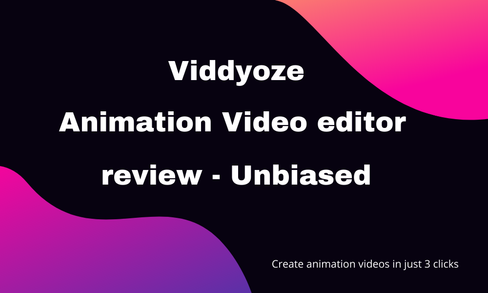 Viddyoze review 2020
