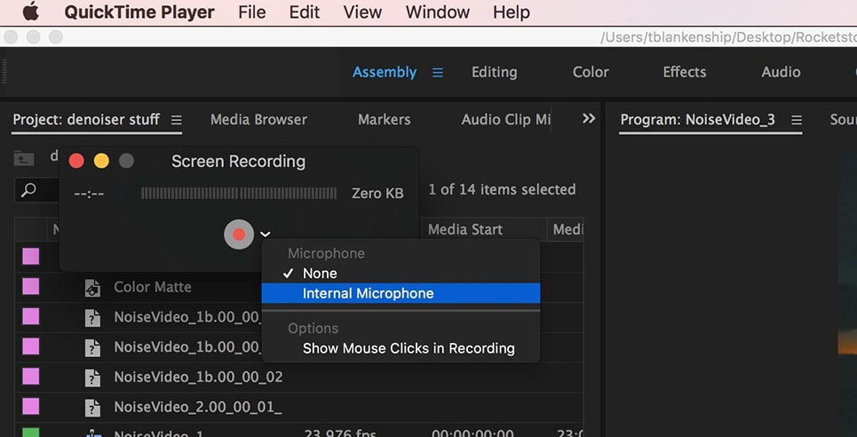 best screen recording software in free