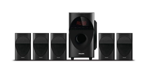 best home theatre systems in low price