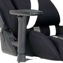 gaming chair adjustable armrest