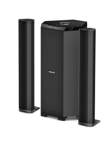 Philips MMS8085B Home Theatre Tower Speakers