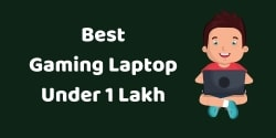 best gaming laptop under 1 lakh review
