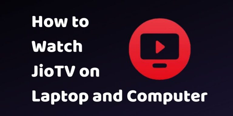 how to watch jiotv on mobile