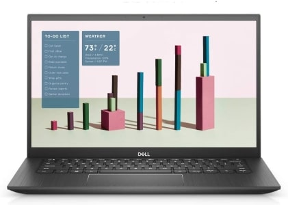 Dell Laptop With Backlit Keyboard