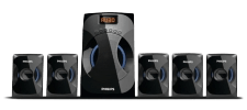 Philips SPA4040B Budget Home Theatre System