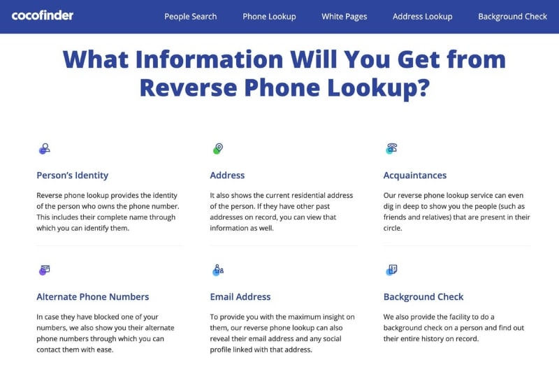how to find person mobile number